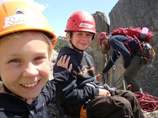 Sylvan Rocks Climbing School: Sierra 10 and