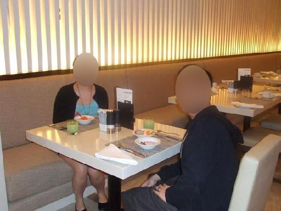 โรงแรมเลอ เมอริเดียน เชียงใหม่: Breakfast