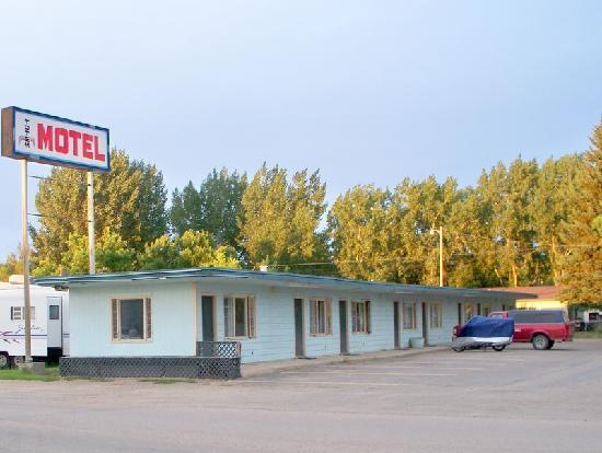 Totem Motel: Yikes!