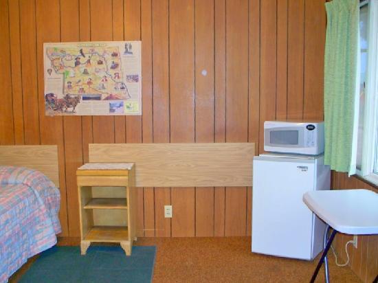 Totem Motel: My room