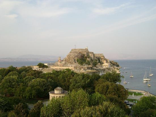 Cavalieri Hotel Corfu: View