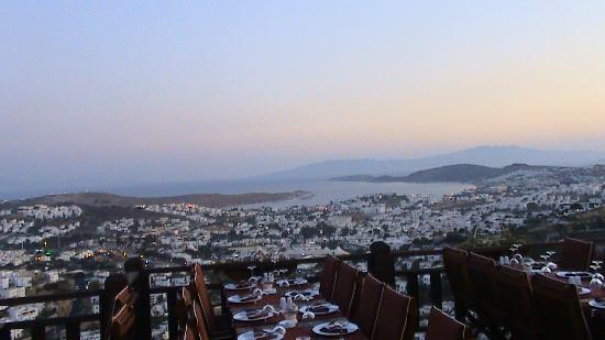 Aegean Gate Hotel : view from kafadaki