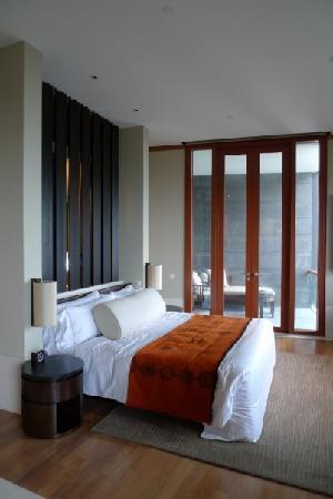 Capella Singapore: room
