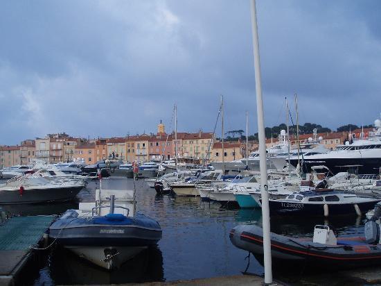 Hotel de France : Serata a St Tropez