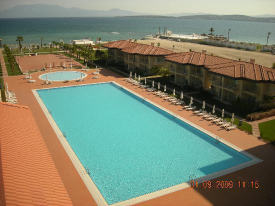 Radisson Blu Resort & Spa, Cesme: The Pool