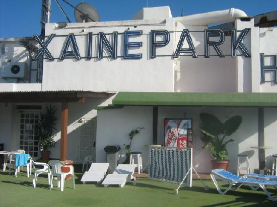 Dachterrasse Picture Of Xaine Park Hotel Lloret De Mar