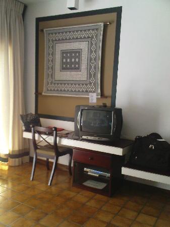 Cinnamon Citadel Kandy: the sofa view