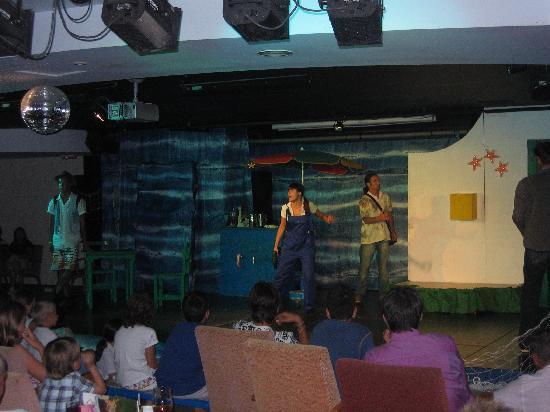 IBEROSTAR Lanzarote Park: Mama Mia show