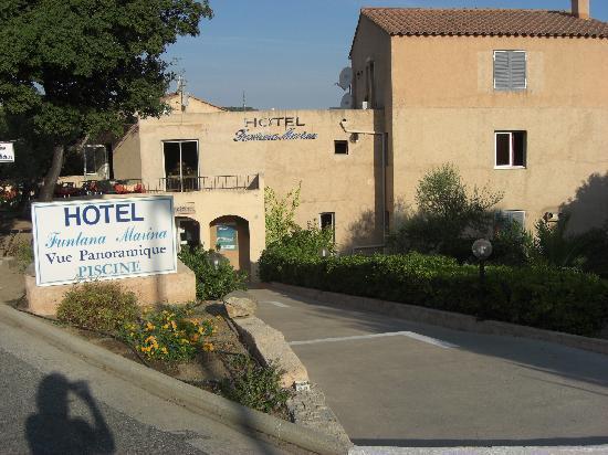 Hotel Funtana Marina: The hotel