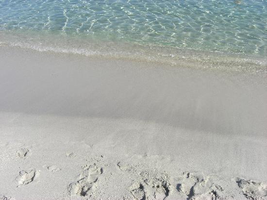 Hotel Funtana Marina: Beach Ile Rousse