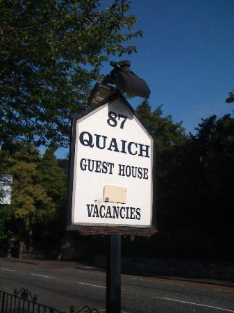 Photo of Quaich Guest House Edinburgh
