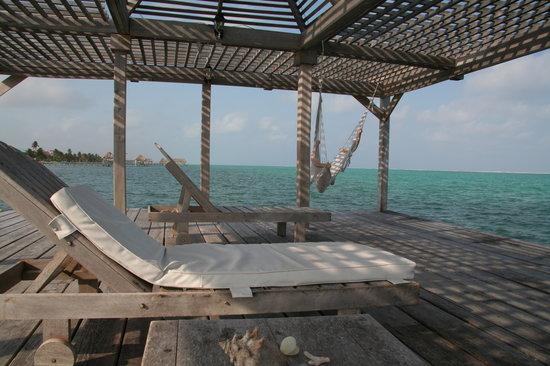 Matachica Resort & Spa: dock
