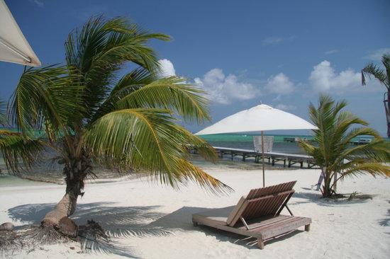 Matachica Resort & Spa: beach chair