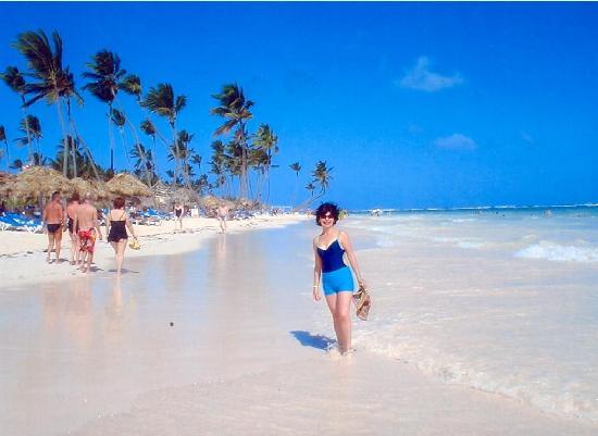 Iberostar Punta Cana: Es la más hermoza de las playas del Caribe