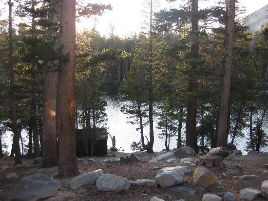 Wildyrie Lodge: Views off the deck