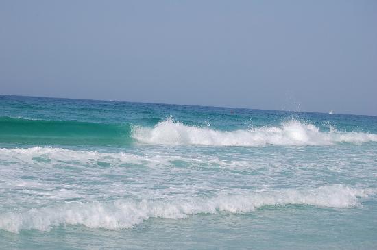 เดสติน, ฟลอริด้า: Beautiful as always...Crystal Beach