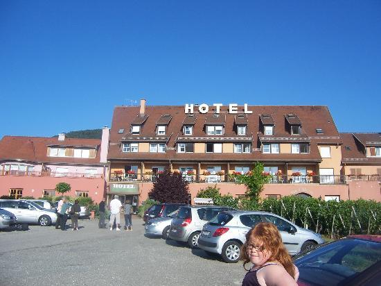Photo of Hotel le Relais du Vignoble Gueberschwihr