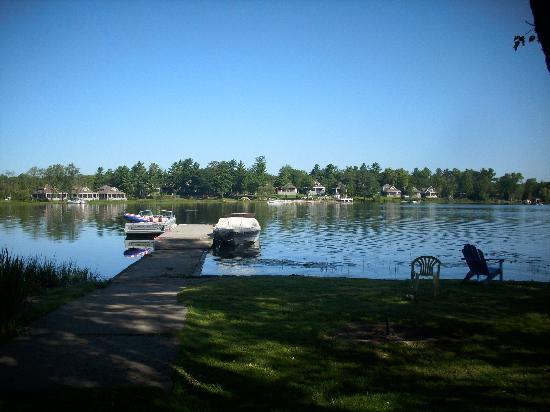 Bayview Wildwood Resort Severn Ridge Ontario Canada Video Of Severn Bridge Ontario