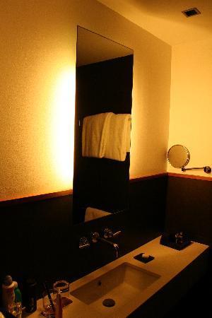 Hotel Advance: La salle de bains