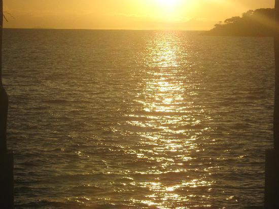 Meanguera del Golfo, Ελ Σαλβαδόρ: El amanecer