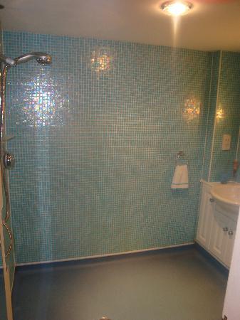 Kiln House: Wet room