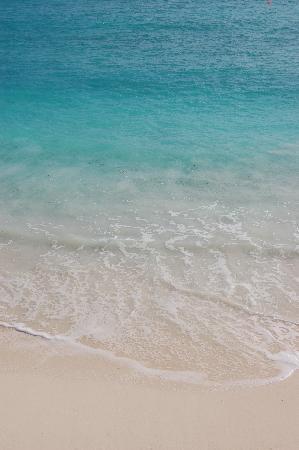 Ras Nungwi Beach Hotel: Perfect sea!