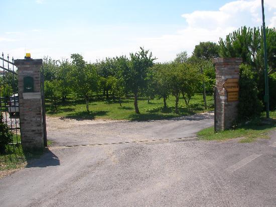 Entrance to Tiepolo