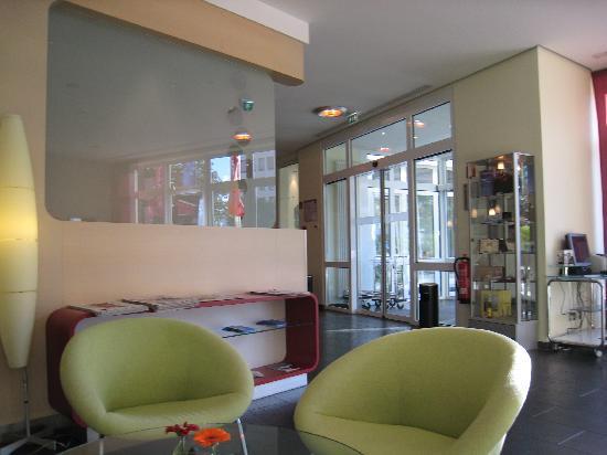 Mercure Hotel Frankfurt Airport Neu-Isenburg: Lobby