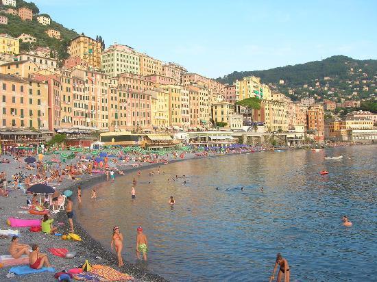 Recco, Włochy: camogli