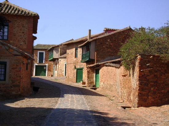 Castrillo de los Polvazares, Hiszpania: Castrillo de Polvazares vista de las calles, León