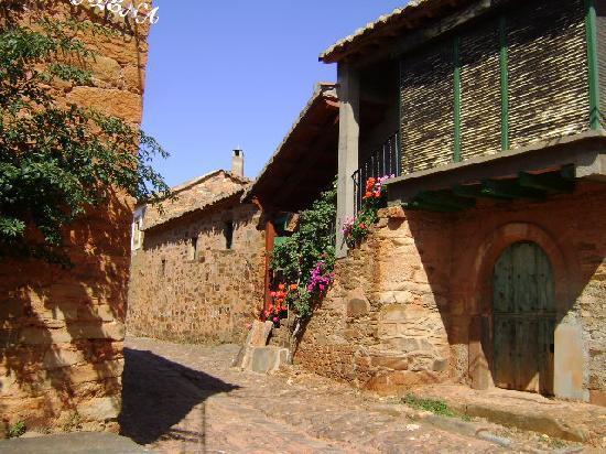 Castrillo de los Polvazares: Castrillo de Polvazares, León