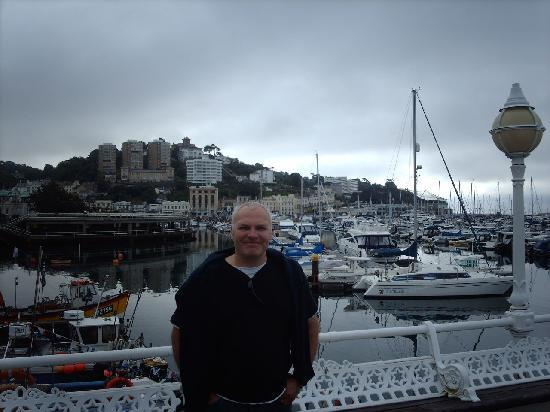 Hotel Iona Torquay: The lovely harbour