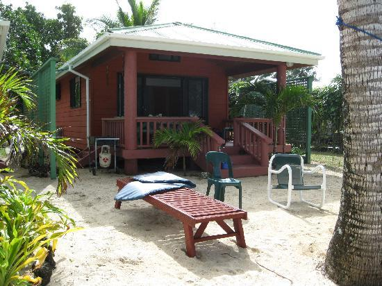 Bella Beach Bungalows: unit #4