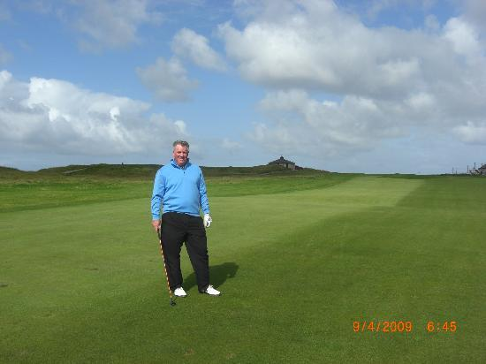 The 19th Lodge: Ballybunion Old Course