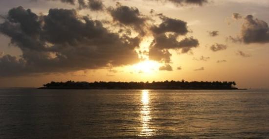 จตุรัสมาลลอรี: Sunset from Mallory Square, Key West, FL, United States