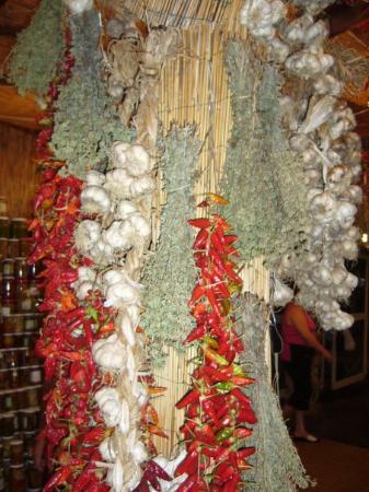 Vieste (เมืองวีเอสเต), อิตาลี: peperoncini e aglio