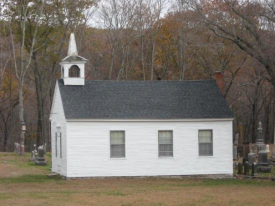 Andover Church chapel