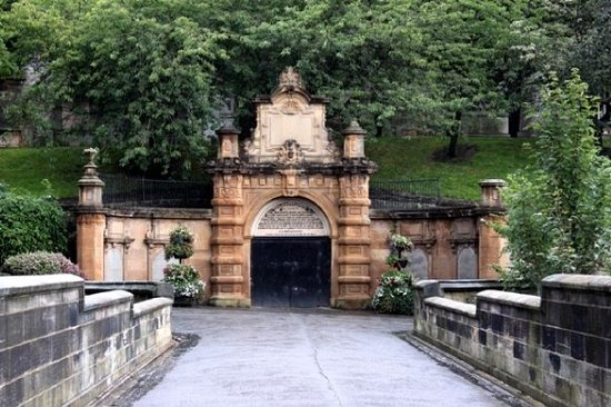 格拉斯哥大墓地