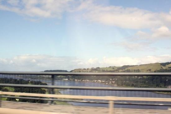 Loch Lomond and The Trossachs National Park, UK: On the way to Loch Lomond