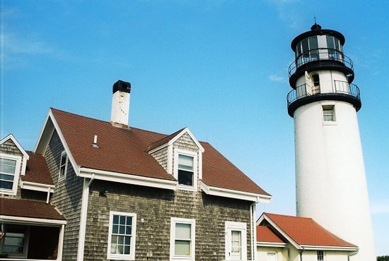 Провинстаун, Массачусетс: Cape Cod Lighthouse