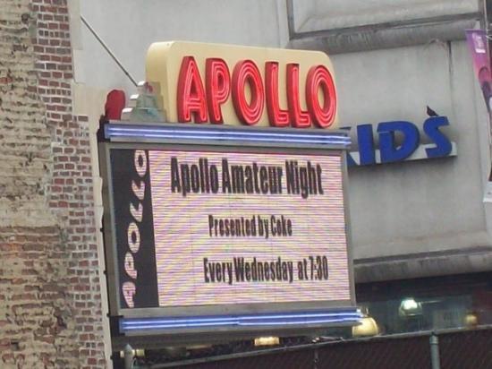 Apollo Theater Photo