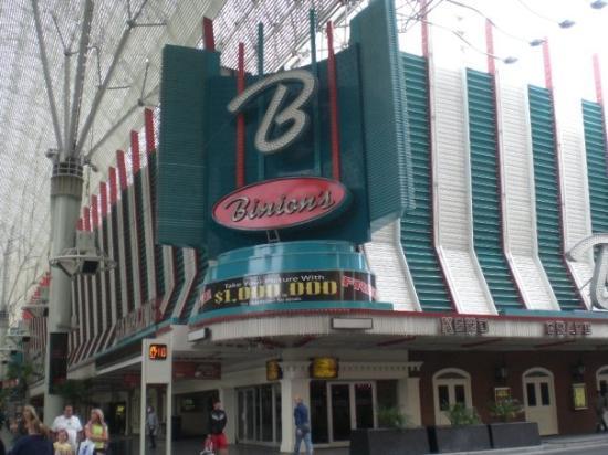 Binion's Horseshoe Hotel & Casino Las Vegas: Binion's, Fremont Street