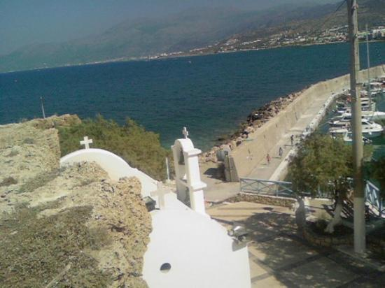 Hersonissos, Greece: Church