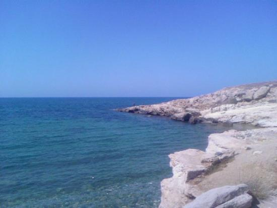 Hersonissos, Greece: Coastline