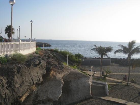Playa de Fanabe Photo