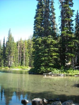 picture photo devils lake deschutes - photo #38