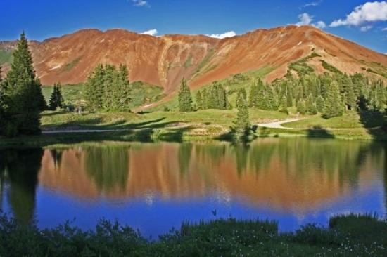 Crested Butte, Kolorado: Paradise Basin