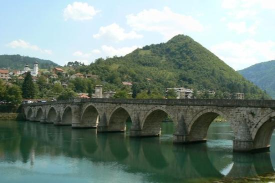 VISEGRAD - Most na Drini, spomenik na popisu UNESCO-a.