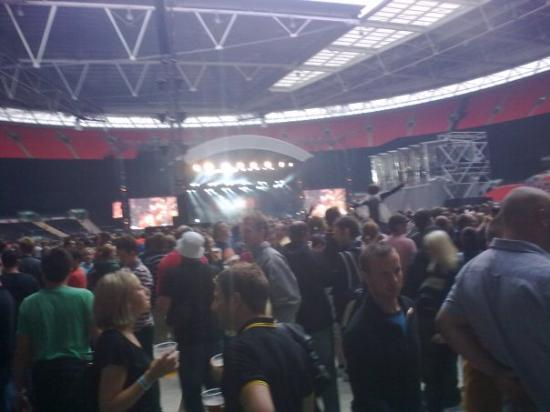 Wembley Stadium ภาพถ่าย