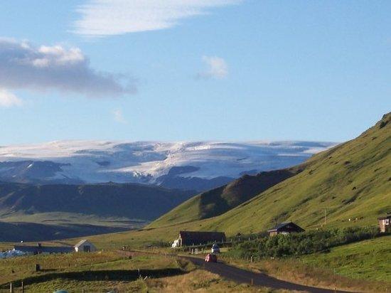 Vik, Island: Itinérant Islande août 2005